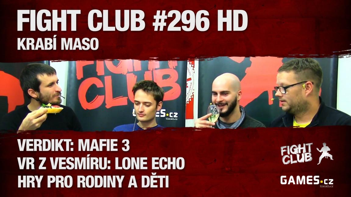 Fight Club #296 HD: Krabí maso
