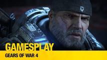 GamesPlay: Gears of War 4