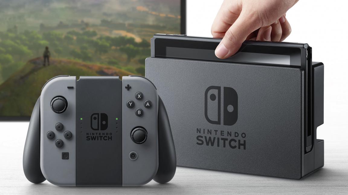 Vylepšený Switch má mít sedmipalcový OLED displej