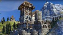Velký update pro Medieval Engineers přidává do hry planety nebo možnost ovládat území