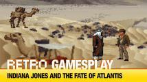 Retro GamesPlay: Indiana Jones and the Fate of Atlantis
