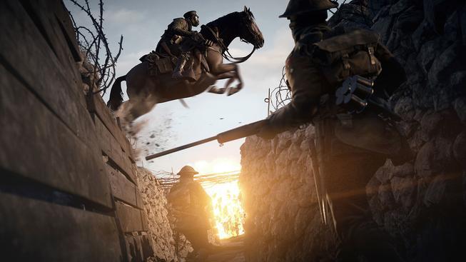 Byl upřímný trailer na Battlefield 1 dostatečně přísný?