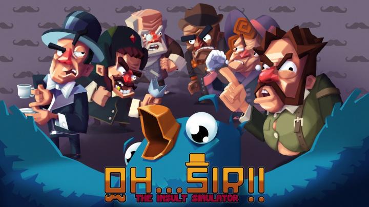 Otestujte svou schopnost nadávat v nově vydané Oh...Sir!! The Insult Simulator