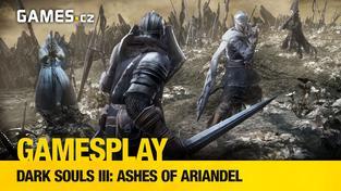 GamesPlay: Dark Souls III - Ashes of Ariandel