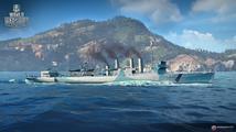 Rozdáváme 100 kódů s bonusy pro nové hráče World of Warships