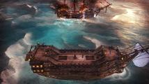 Abandon Ship připomíná FTL ze zlatého věku plachetnic