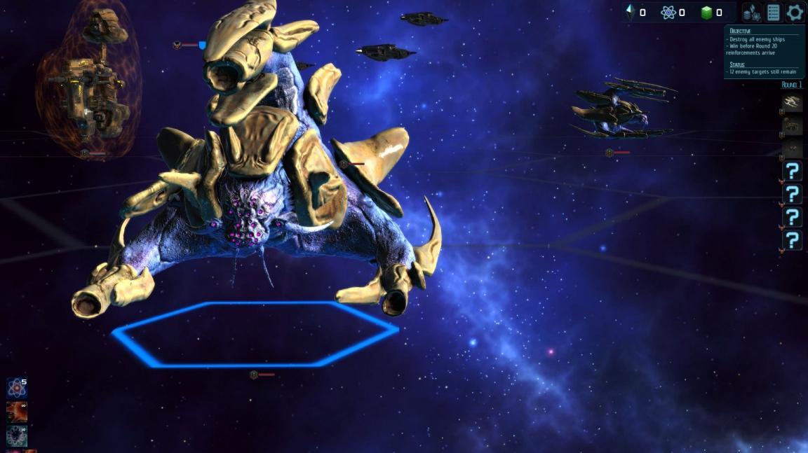 Sci-fi strategie Ancient Frontier dorazí co nevidět a předvede, jak vypadá XCOM s vesmírnými loděmi