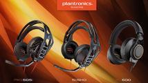 "Nové lávové headsety Plantronics RIG a ""šestistovka"" k tomu"