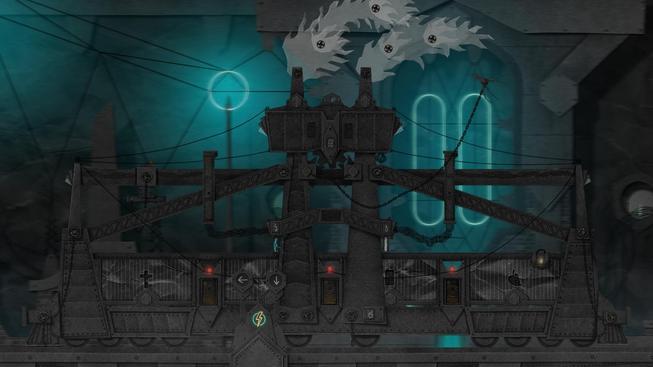 Vývoj jsme financovali sami a s prodeji jsme spokojení, říká tvůrce české nádhery Dark Train