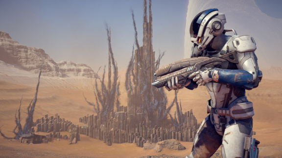 Ztraceno v procesu: Mass Effect Andromeda
