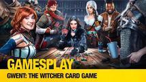 Video ke hře: GamesPlay: Gwent (beta)