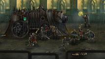 První video ze slovenské RPG rubačky Moonfall odhaluje temný industriální svět