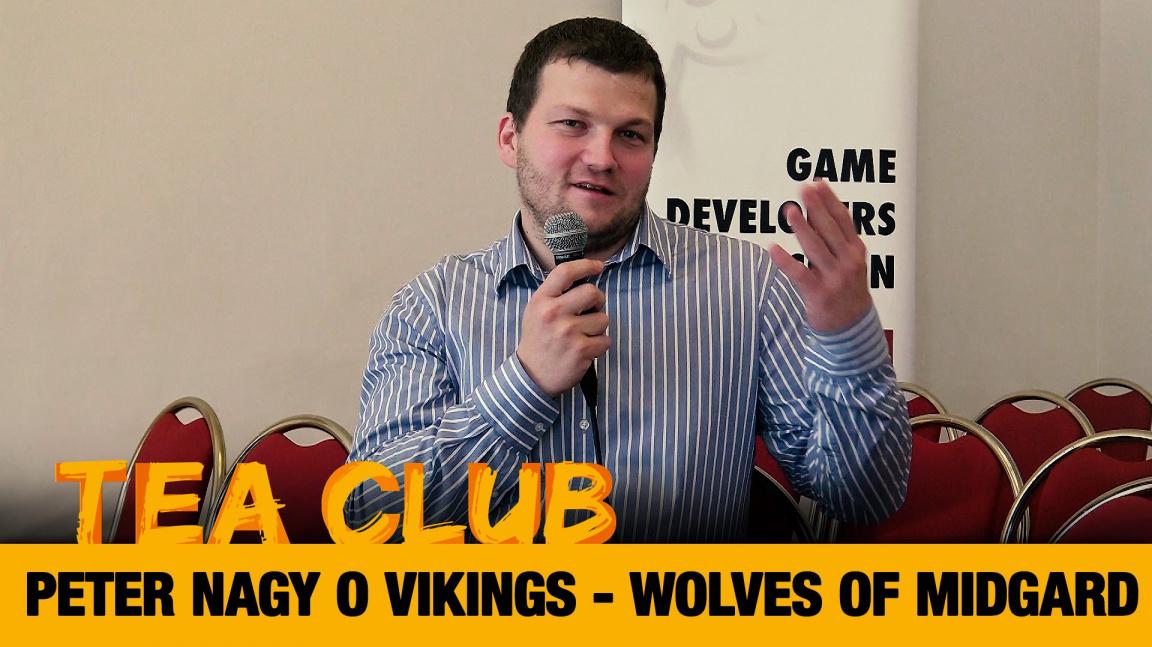 Tea Club #26: Vikings: Wolves of Midgard