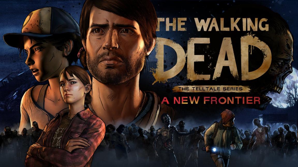 Třetí série adventury Walking Dead od Telltale vyjde už 20. prosince