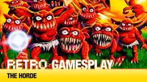 Retro GamesPlay: hrajeme strategickou akci The Horde