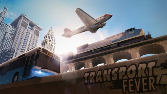Transport Fever - recenze