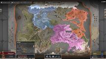 Indonéské tahové RPG Forged of Blood se chlubí propracovanou magií i strategickou mapou