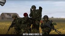 Project Reality přidává válku o Falklandy včetně nové techniky a mapy