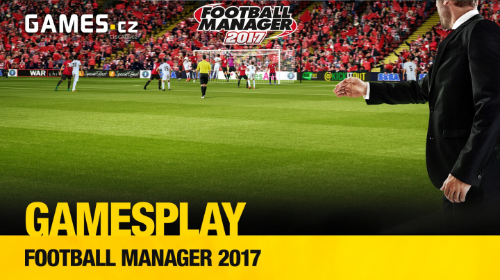 GamesPlay: Football Manager 2017