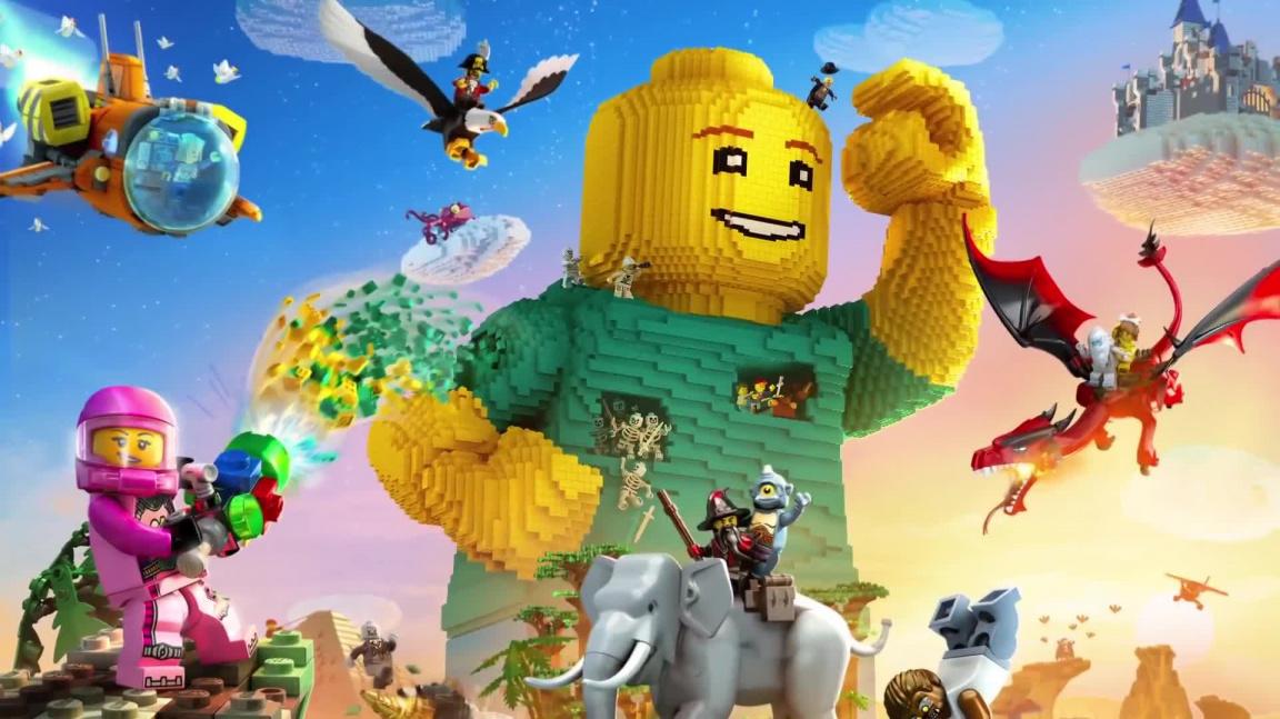 LEGO Worlds otevře hráčům svou náruč z kostek v únoru příštího roku