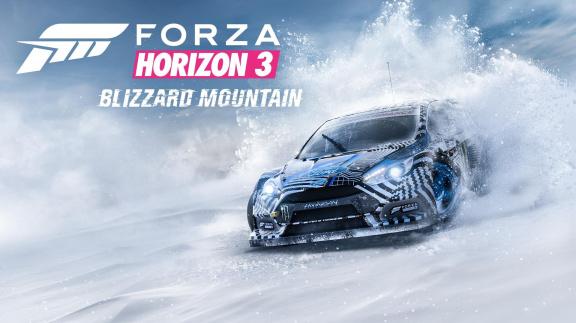 Forza Horizon 3 v prvním DLC vymění Austrálii za zmrzlé alpské pohoří