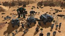 Tahovka Warhammer 40,000: Sanctus Reach připomíná, že bitva s Orky je za rohem