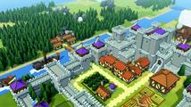 Strategie Kingdoms and Castles kombinuje SimCity, Banished a Stronghold
