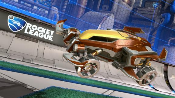 Rocket League je nyní free-to-play, na Steamu už ji neseženete