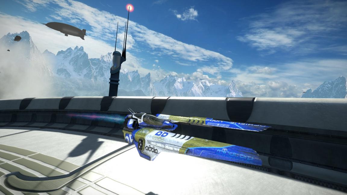 Wipeout se vrací s 4K remasterem trojice her v rámci Omega Collection pro PS4
