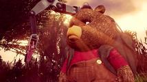 Adventura Maize servíruje mluvící kukuřici a naštvaného ruského medvídka