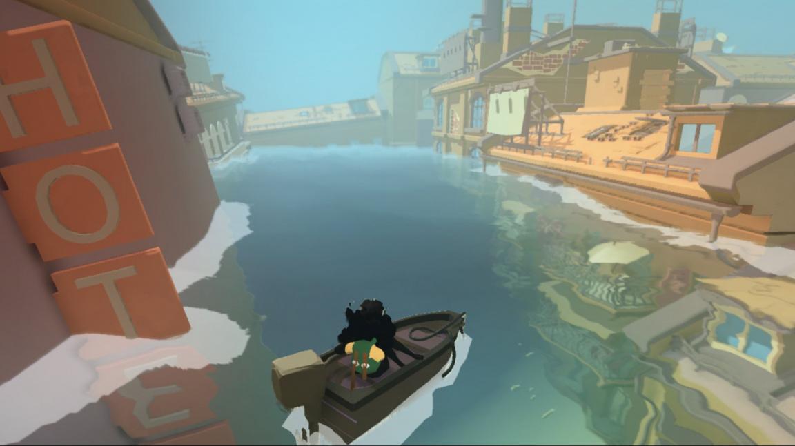 V adventuře Sea of Solitude musíte pomoct obrovským nešťastným monstrům