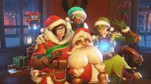 Blizzard převlekl Overwatch do zimního kabátku a přihodil stovku kosmetických věcí