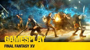GamesPlay: Final Fantasy XV