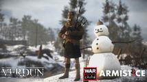 Střílečka Verdun a charita War Child společně oslavují vánoční příměří roku 1914