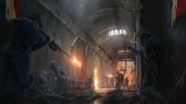 Do Battlefield 1 dorazily čety, vylepšení medici a nové zbraně