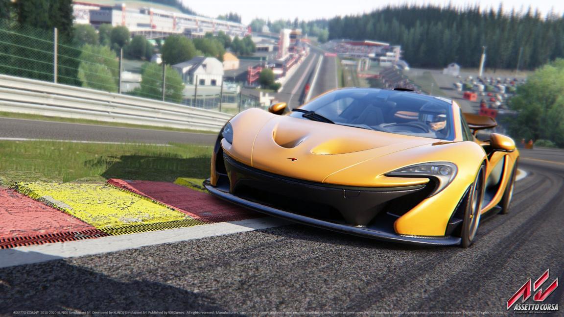 Assetto Corsa - recenze Xbox One verze
