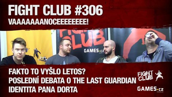 Fight Club #306: Vaaaanoceeeeeeee!
