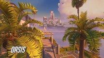 Overwatch dostal novou mapu v podobě pouštní idyly Oasis
