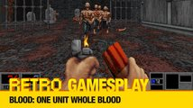 Retro GamesPlay: Blood