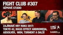 Fight Club #307: Sépiové studio
