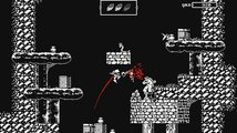 V adrenalinové černobílé plošinovce Riptale zabíjíte plazy a draky