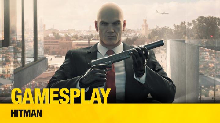 GamesPlay: Hitman - Sapienza a Marrákeš
