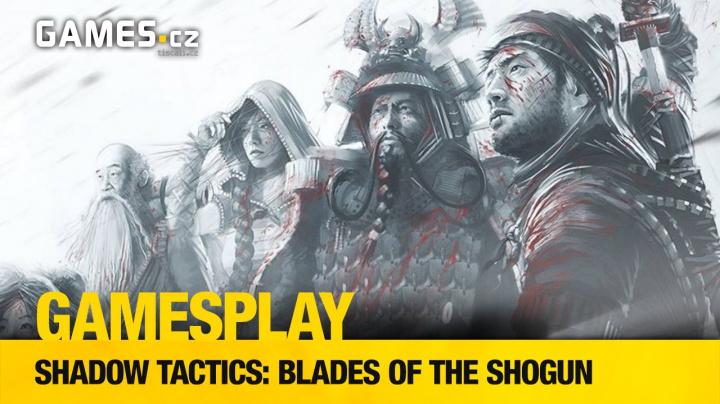GamesPlay: hrajeme parádní taktickou strategii Shadow Tactics