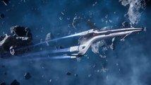 Trailer na Mass Effect: Andromeda představuje loď Tempest a vozítko Nomad