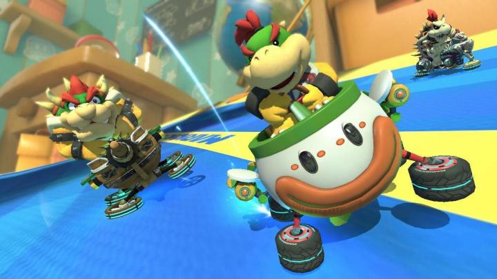Nintendo boduje - Switch prodal skoro 5 milionů kusů, nejúspěšnější hrou je Mario Kart 8