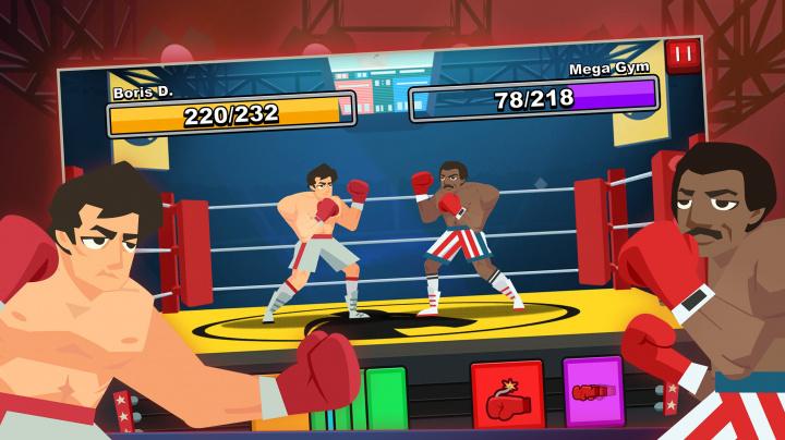 Rocky slaví výročí filmu a narozeniny Creeda zdarma dostupnou hrou na iOS (a brzy i Android)