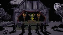 Hlavním hrdinou slovenské plošinovky Jester's Quest je zabijácký šašek