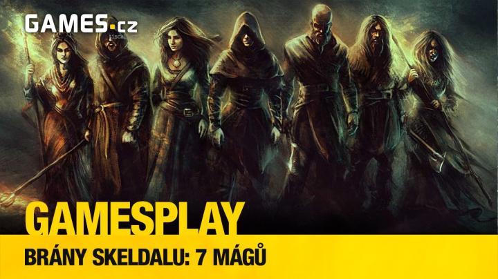 GamesPlay: Brány Skeldalu: Sedm mágů