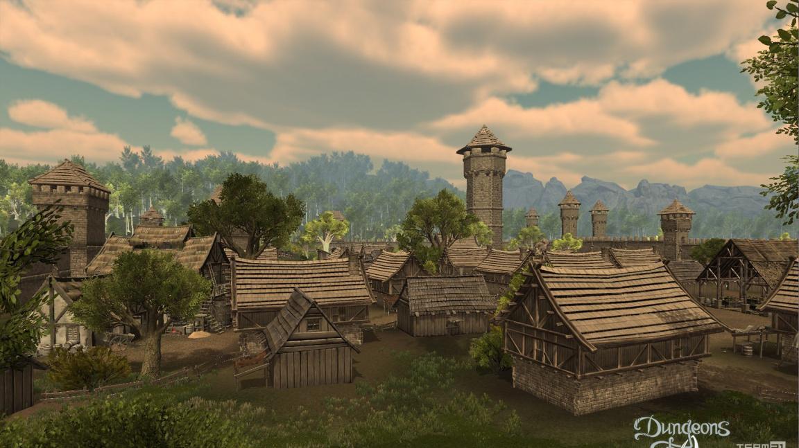 Studio pracující na českém RPG Dungeons of Aledorn se rozpadá, vývoj hry se prodlouží