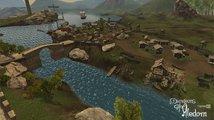České RPG Dungeons of Aledorn představilo nové město a dvě videa ze hry